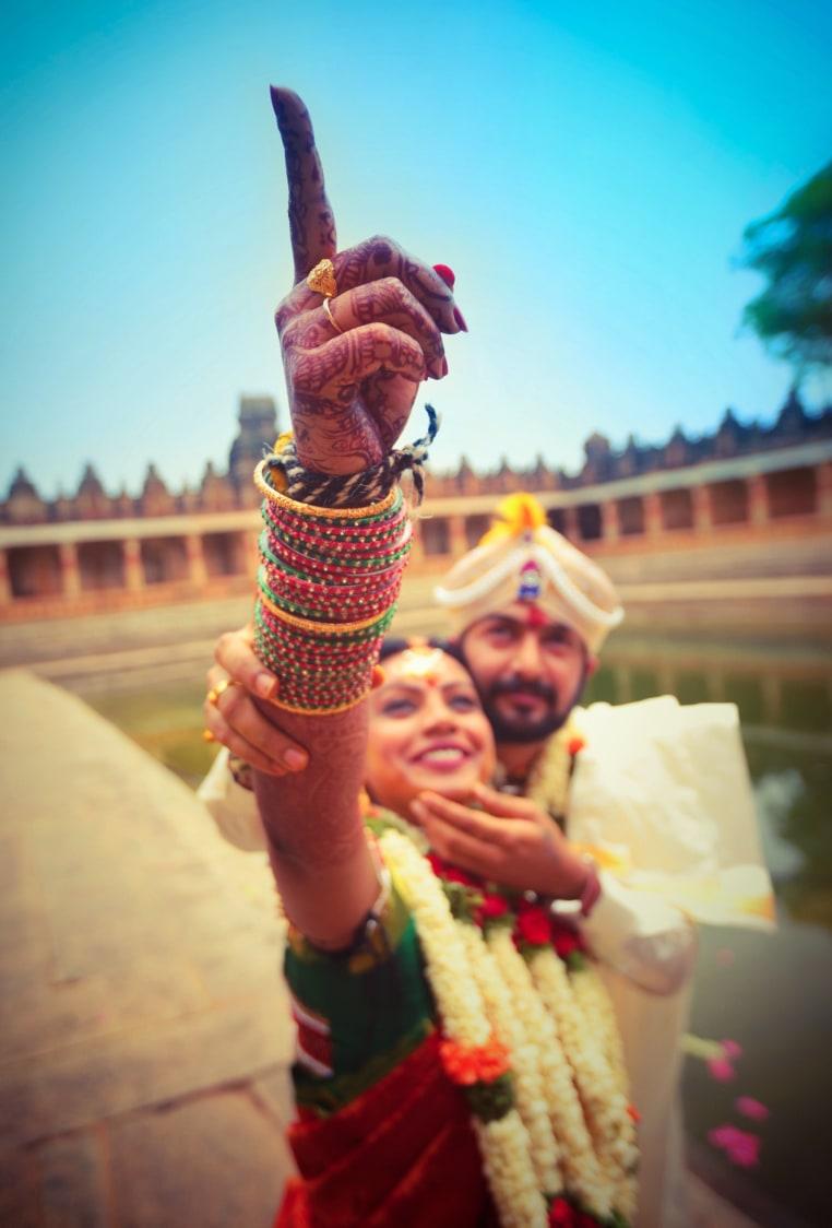 Unique pre-wedding shoot ideas by Wedding Clickz Wedding-photography | Weddings Photos & Ideas