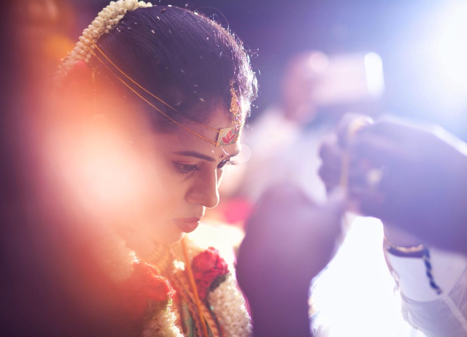 Candid bride shot by Wedding Clickz Wedding-photography | Weddings Photos & Ideas