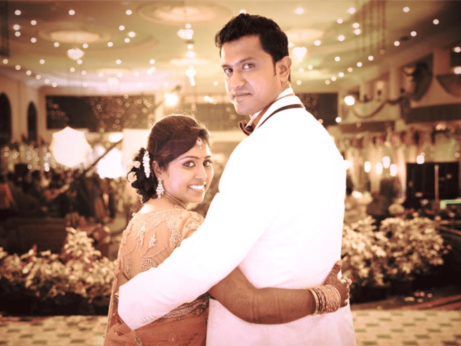 Bride and groom reception shot by Wedding Clickz Wedding-photography | Weddings Photos & Ideas