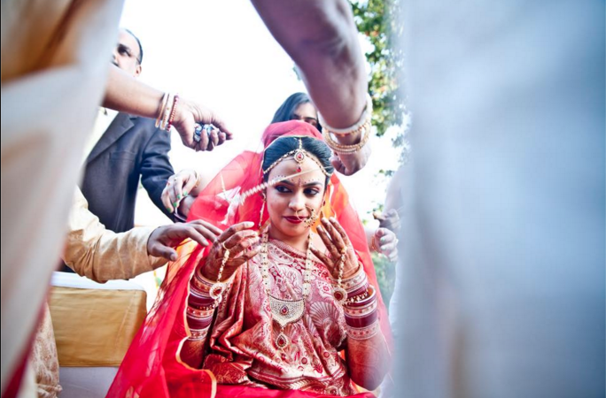 Candid bridal shot by Wedding Clickz Wedding-photography | Weddings Photos & Ideas