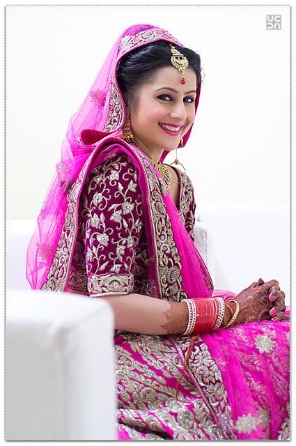 Regal Bride  Ready For Her Wedding by Apoorv Maurya Wedding-photography Bridal-makeup | Weddings Photos & Ideas