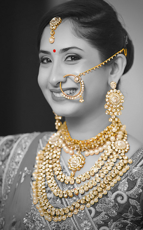 Stunning Polki Kundan Jewellery Options For Bride by Apoorv Maurya Wedding-photography Bridal-jewellery-and-accessories | Weddings Photos & Ideas