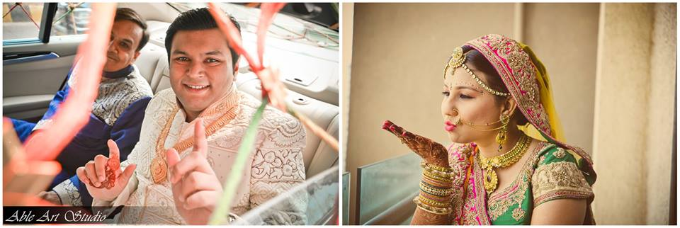 Flying kiss by Able Art Digital Studio Wedding-photography | Weddings Photos & Ideas