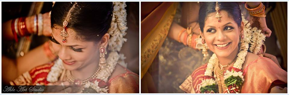 Pretty bride by Able Art Digital Studio Wedding-photography | Weddings Photos & Ideas