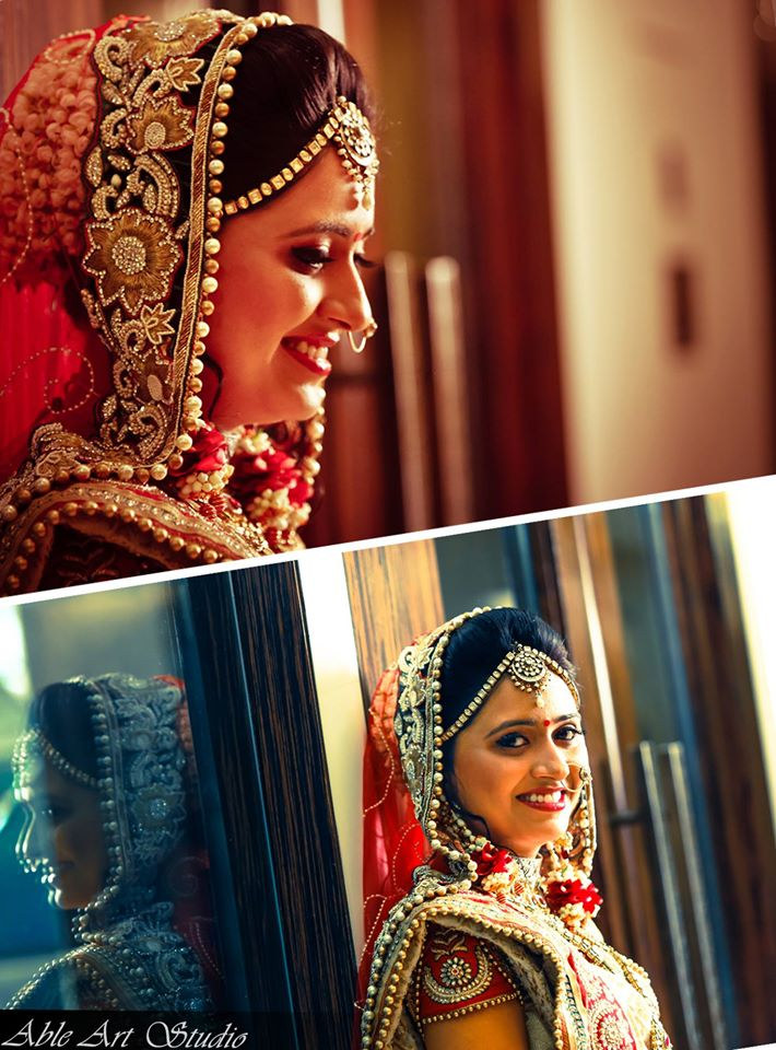 Beautiful bride by Able Art Digital Studio Wedding-photography | Weddings Photos & Ideas