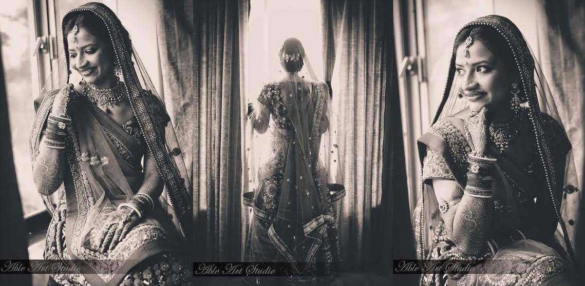Bride by Able Art Digital Studio Wedding-photography | Weddings Photos & Ideas