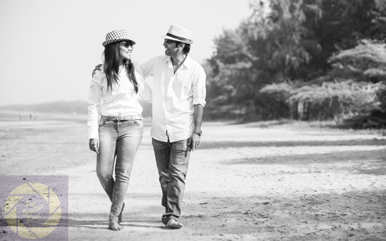 Love Birds Walking On The Beach by Viral Shah  Wedding-photography | Weddings Photos & Ideas