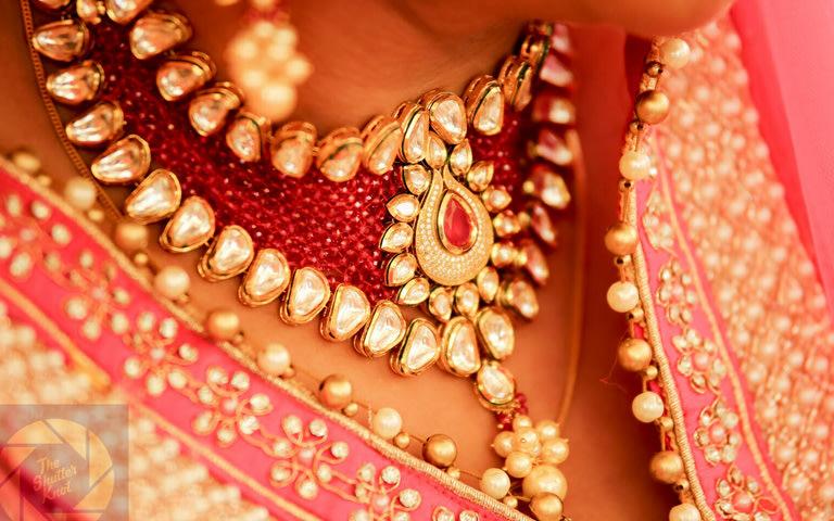 Fuscia Pink Kundan by Viral Shah  Wedding-photography | Weddings Photos & Ideas