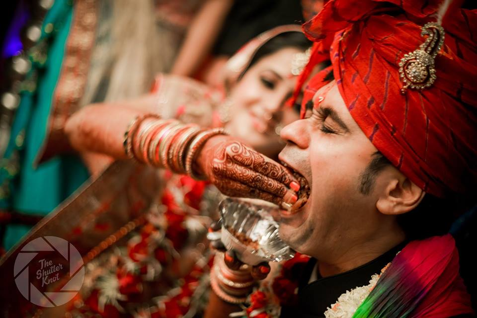Groom Savouring An Exquisite Sweet by Viral Shah  Wedding-photography | Weddings Photos & Ideas