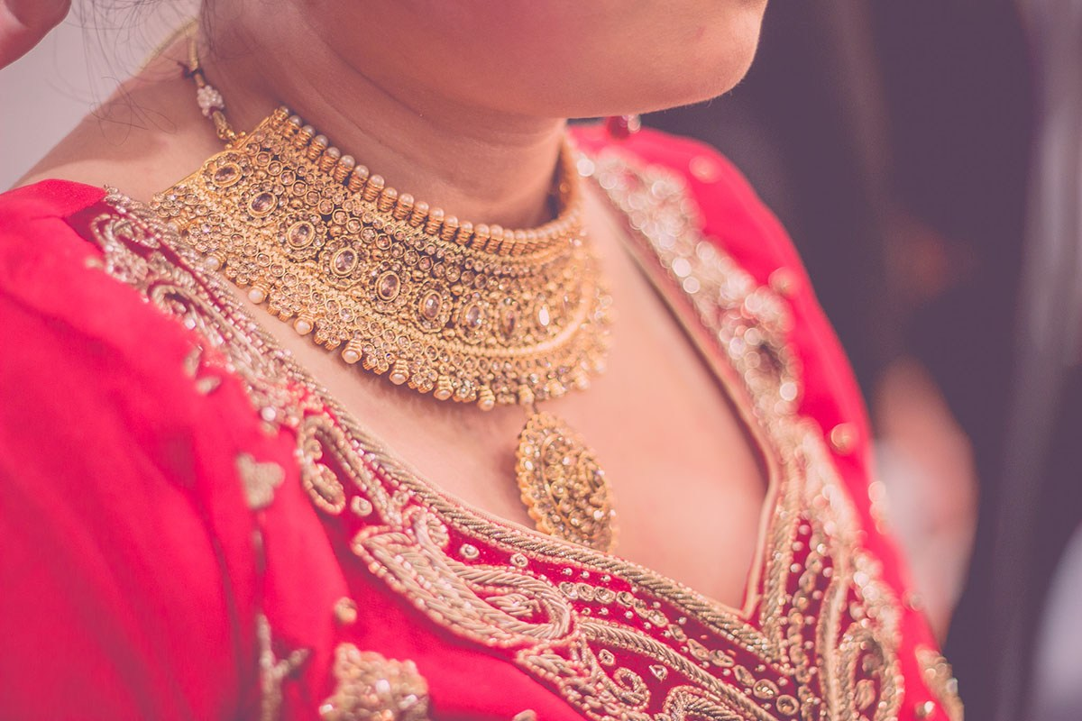Stunning Necklace! by Sudhanshu Singh Photography  Wedding-photography   Weddings Photos & Ideas