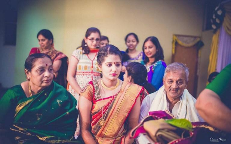 Pretty bride by Dinesh Boiri Photography  Wedding-photography | Weddings Photos & Ideas