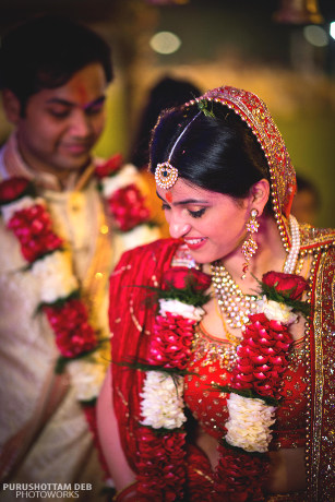 Groom And Bride by Purushottam Deb Photoworks Wedding-photography | Weddings Photos & Ideas