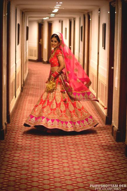 Happy Bride by Purushottam Deb Photoworks Wedding-photography | Weddings Photos & Ideas