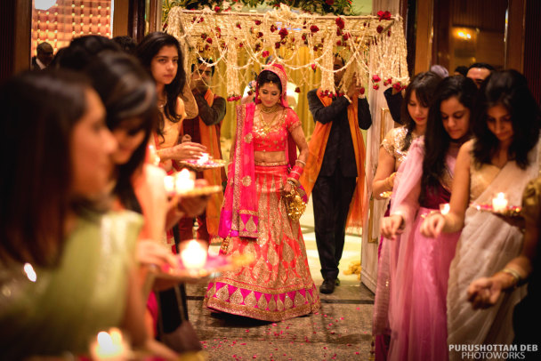 The Entry Of Bride by Purushottam Deb Photoworks Wedding-photography | Weddings Photos & Ideas