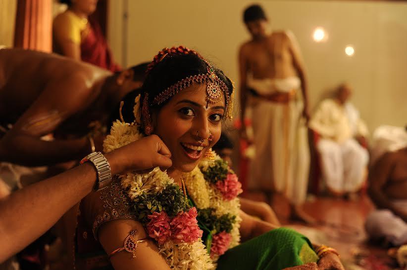 Excited Bride by Vasu Devan Photography Wedding-photography | Weddings Photos & Ideas