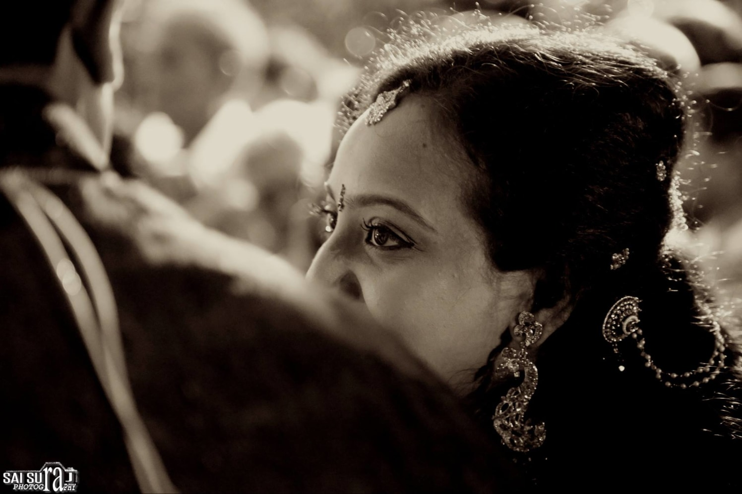 The cheeky eyes by Sai Suraj photography Wedding-photography | Weddings Photos & Ideas