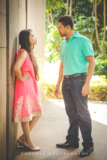The Happy Go Lucky Couple by Prathik Photography Wedding-photography | Weddings Photos & Ideas