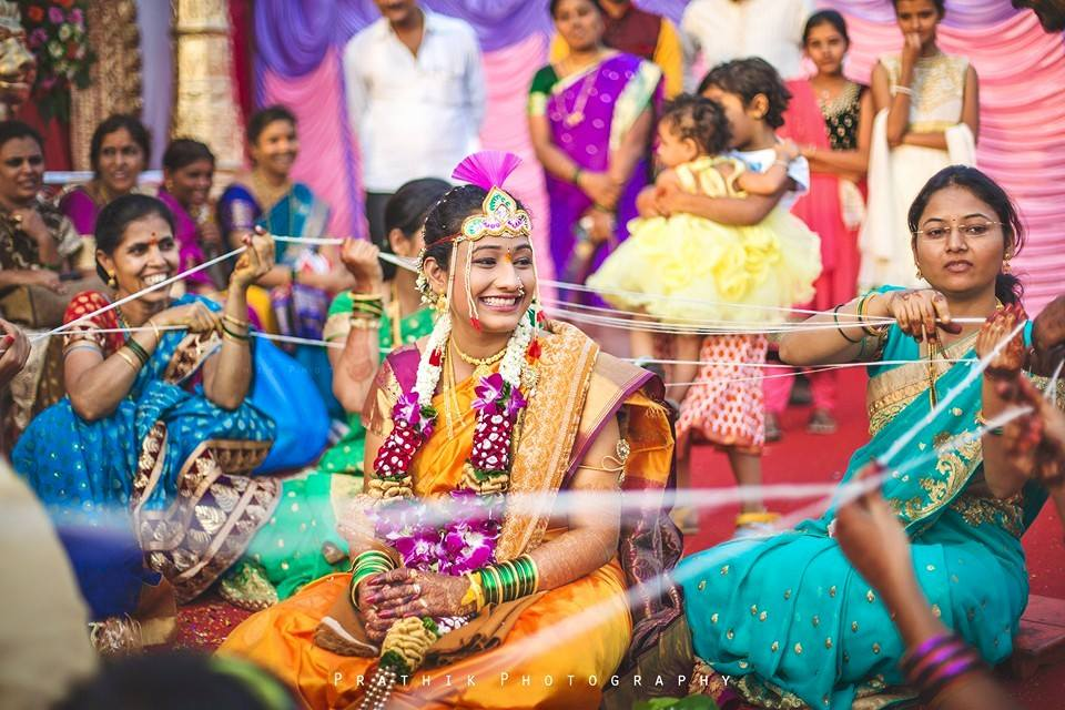 Threads of Tradition by Prathik Photography Wedding-photography | Weddings Photos & Ideas