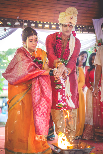The Sacred Fire by Prathik Photography Wedding-photography | Weddings Photos & Ideas