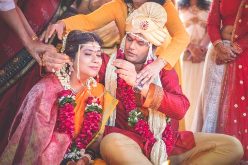 The Final Ritual by Prathik Photography Wedding-photography | Weddings Photos & Ideas