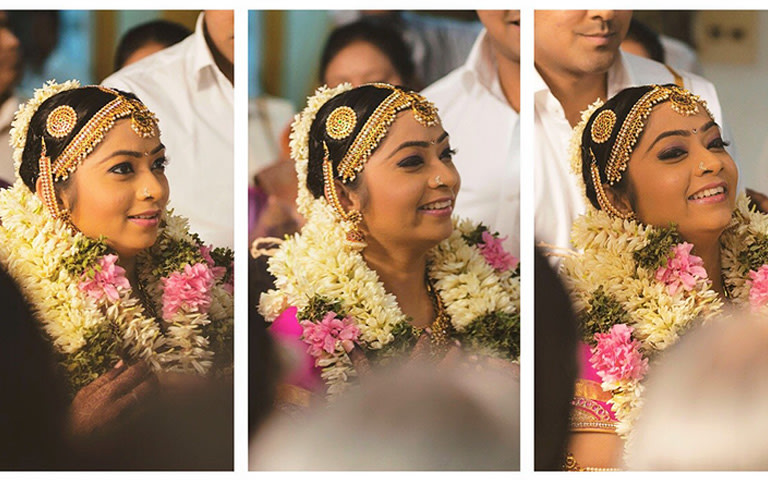 The happy bride by Kandhadai photography Wedding-photography | Weddings Photos & Ideas