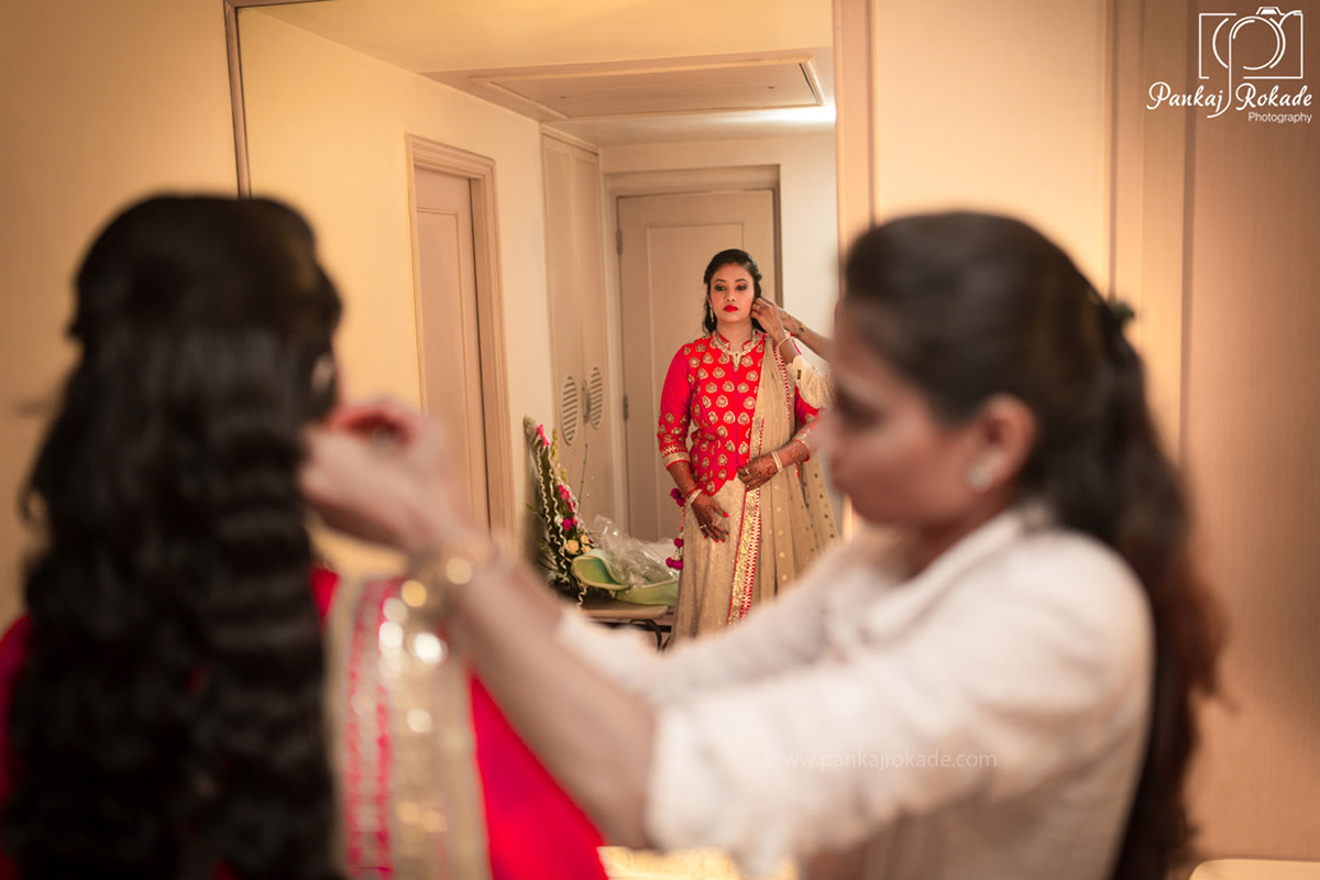 Getting ready for the special day by Pankaj Rokade Photography  Wedding-photography | Weddings Photos & Ideas