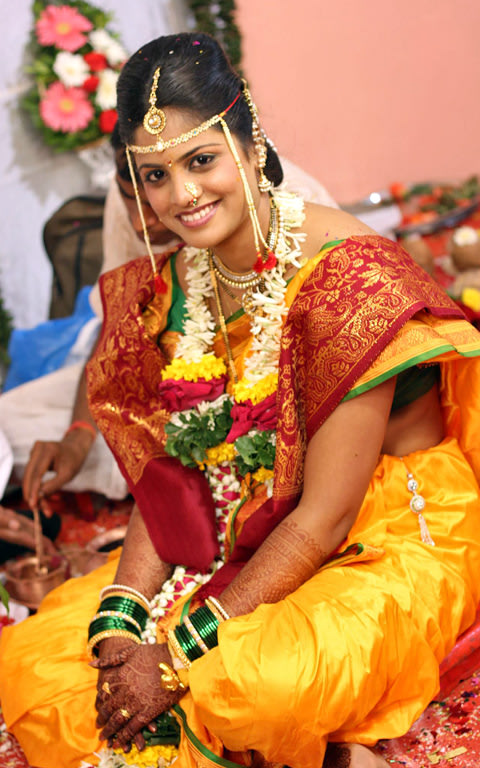 A portrait of the elegant bride by Pankaj Rokade Photography  Wedding-photography | Weddings Photos & Ideas