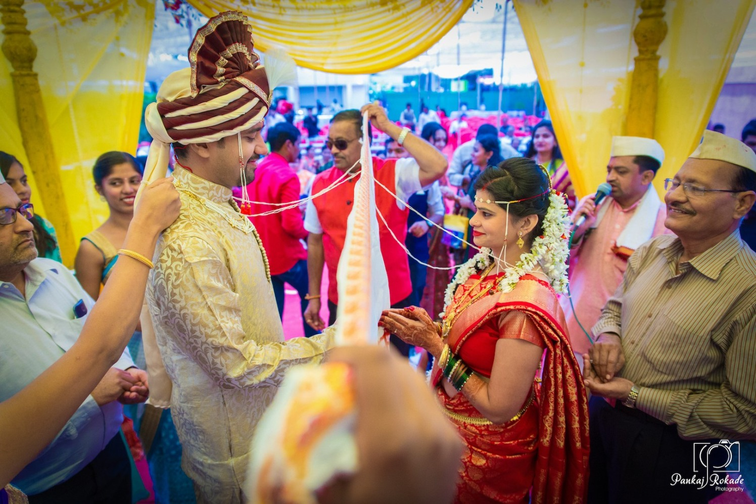 Special traditions of the bride and groom being done right by Pankaj Rokade Photography  Wedding-photography | Weddings Photos & Ideas