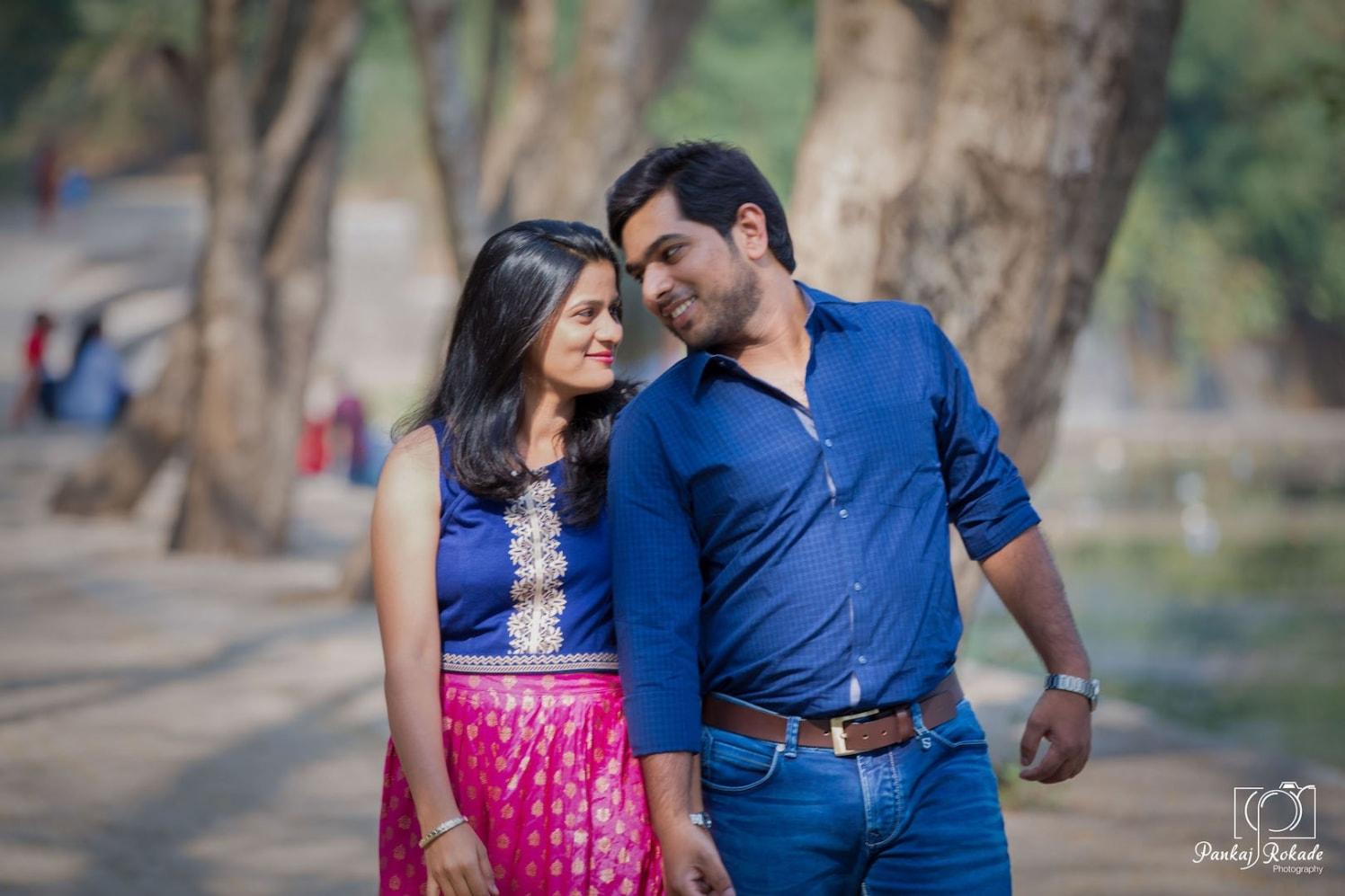 A bollywood pose by the charming couple by Pankaj Rokade Photography  Wedding-photography | Weddings Photos & Ideas