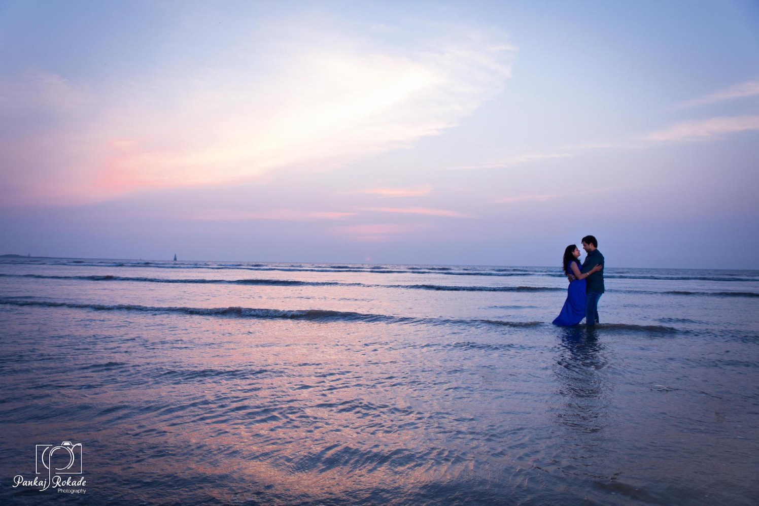 A stunning picture of the love birds by Pankaj Rokade Photography  Wedding-photography | Weddings Photos & Ideas