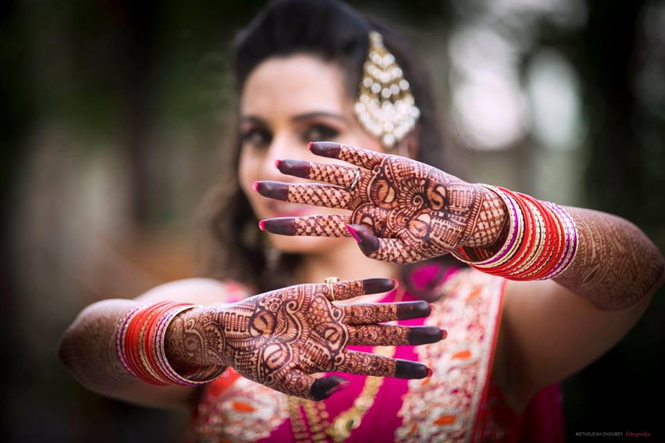 Beautiful henna by Mithilesh Choubey fotografia  Wedding-photography | Weddings Photos & Ideas