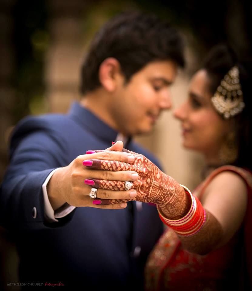 Happy together by Mithilesh Choubey fotografia  Wedding-photography | Weddings Photos & Ideas