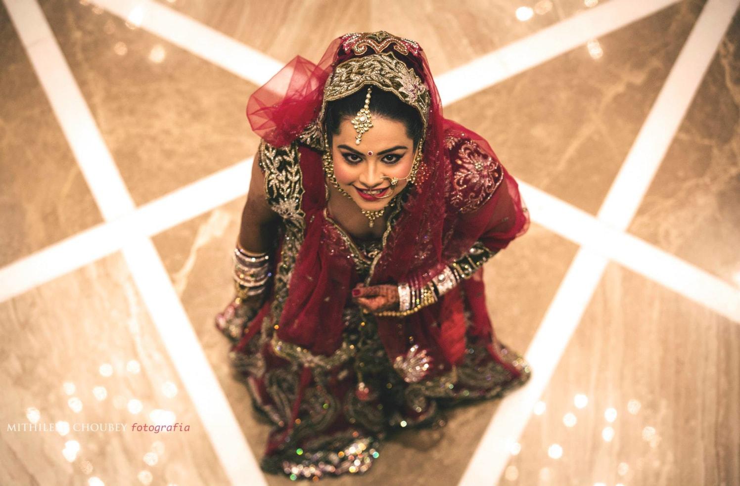 Cheerful Bride by Mithilesh Choubey fotografia  Wedding-photography | Weddings Photos & Ideas