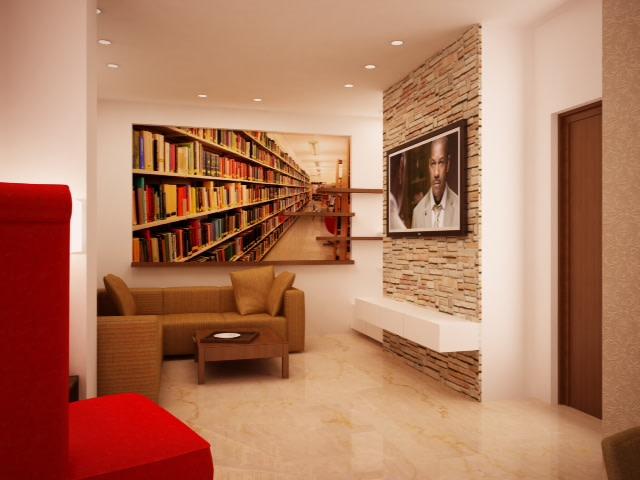Modern living room decor by The Plumeria  Living-room Modern | Interior Design Photos & Ideas