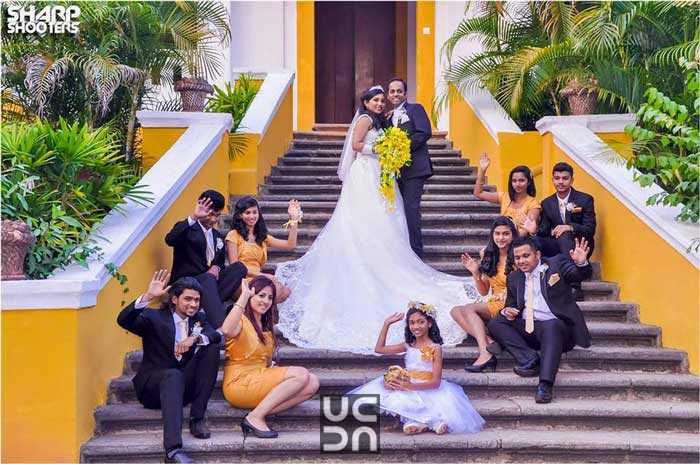 Elegant couple by Sharp Shooters International Wedding-photography | Weddings Photos & Ideas