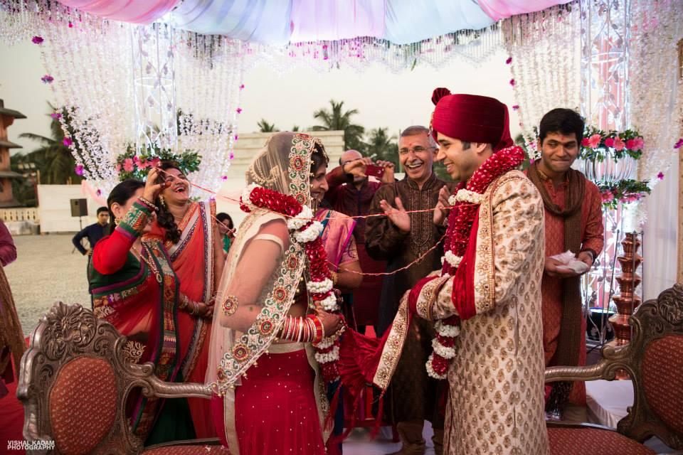 Tied together by Vishal Kadam Photography Wedding-photography | Weddings Photos & Ideas