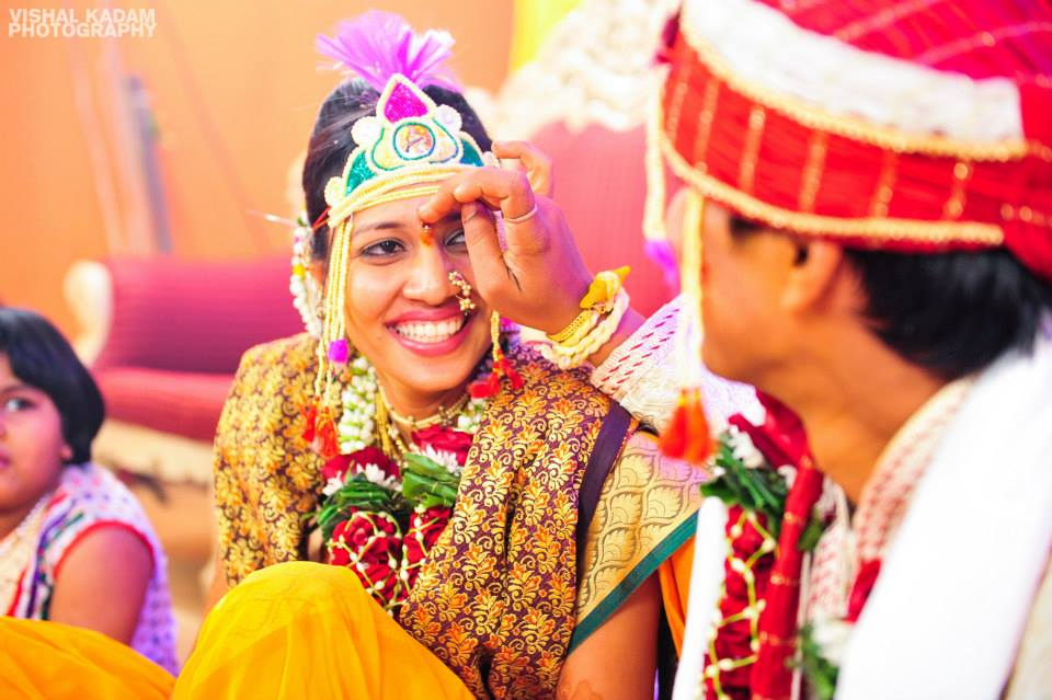 Elegant bride by Vishal Kadam Photography Wedding-photography | Weddings Photos & Ideas