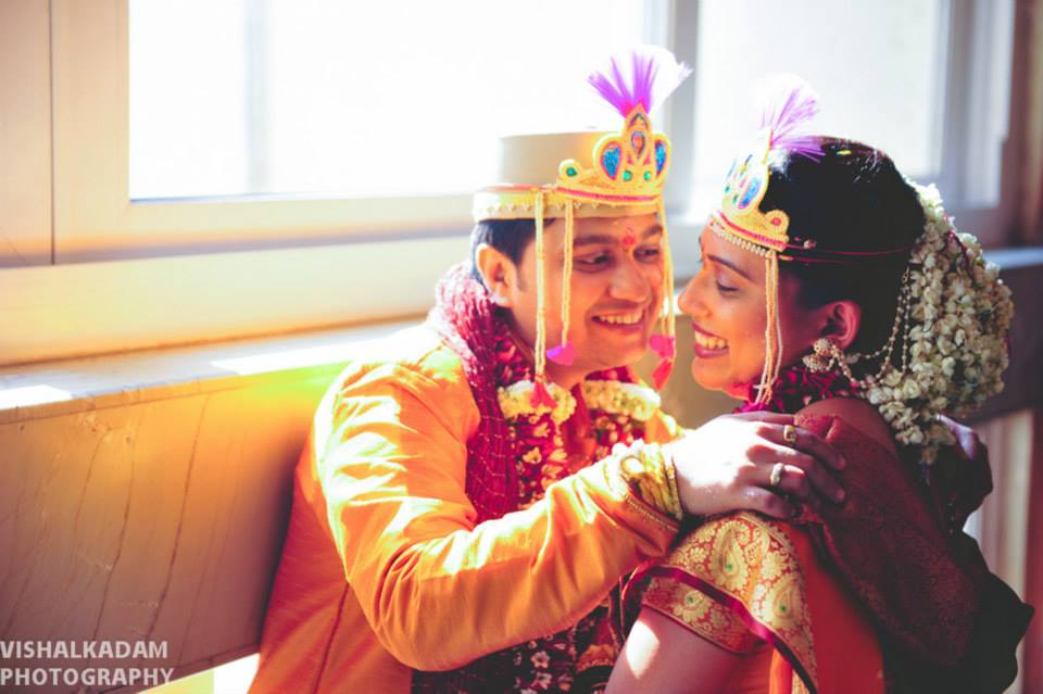 Affectionate Couple by Vishal Kadam Photography Wedding-photography | Weddings Photos & Ideas