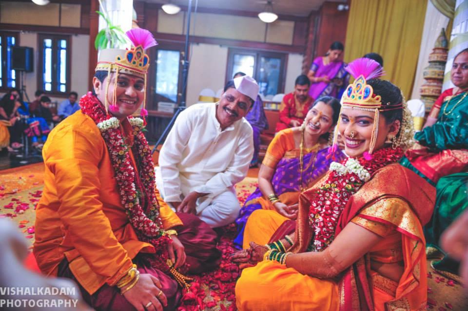 Pretty couple by Vishal Kadam Photography Wedding-photography | Weddings Photos & Ideas