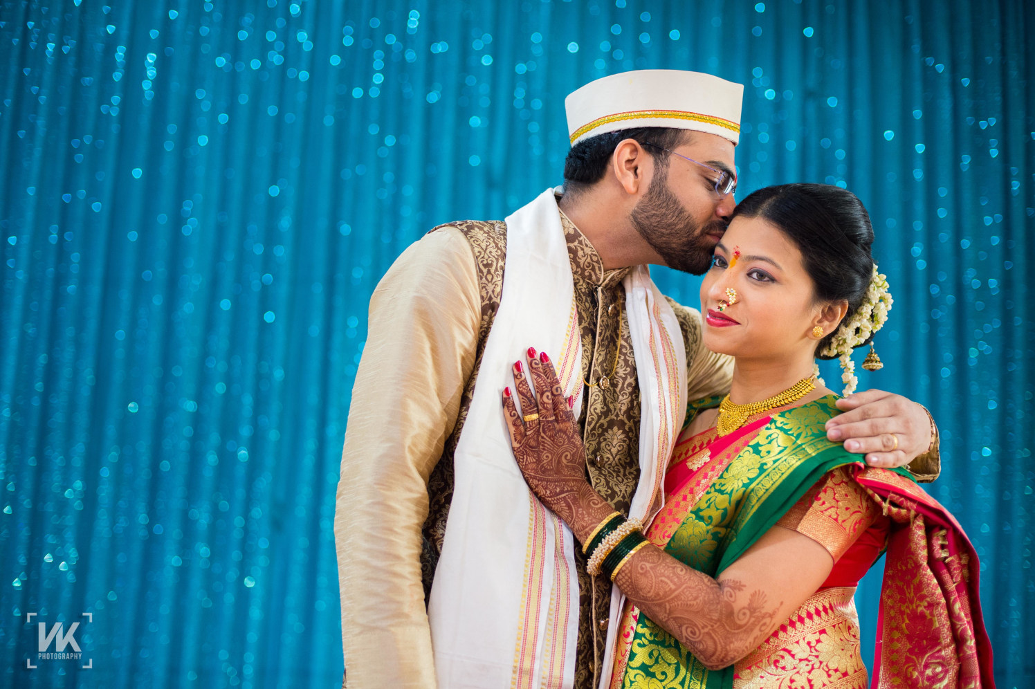 Beautiful Marathi couple by Vishal Kadam Photography Wedding-photography | Weddings Photos & Ideas