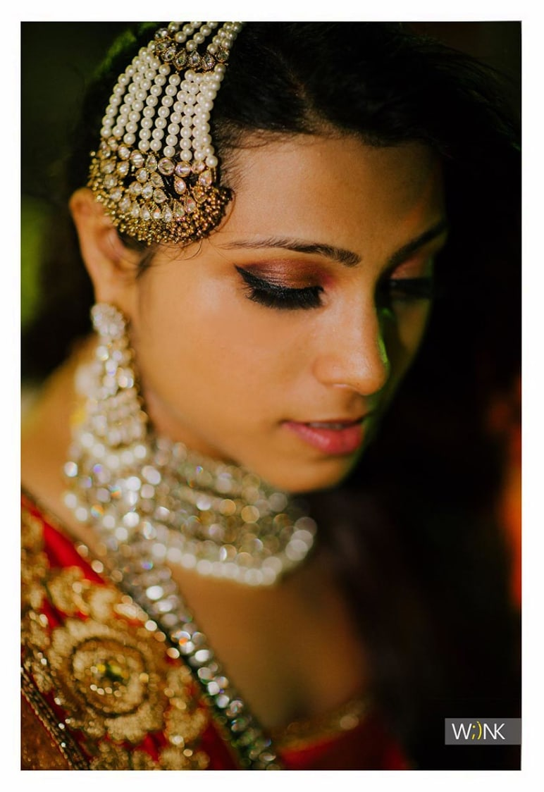 Muslim bride shot by Wiink Wedding-photography | Weddings Photos & Ideas