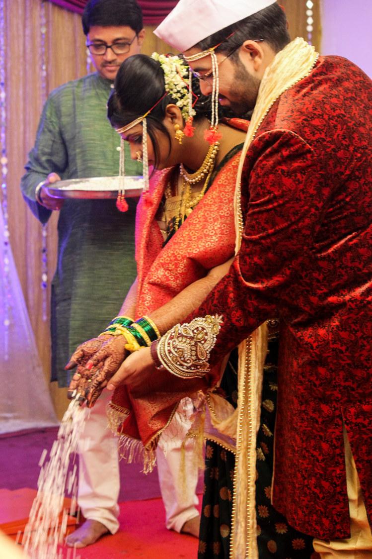 Elegant shot of the wedding by Saurabh Photography Wedding-photography | Weddings Photos & Ideas