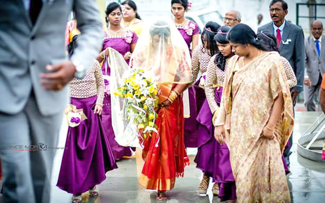 Bride's entry ! by KA Candids Wedding-photography | Weddings Photos & Ideas