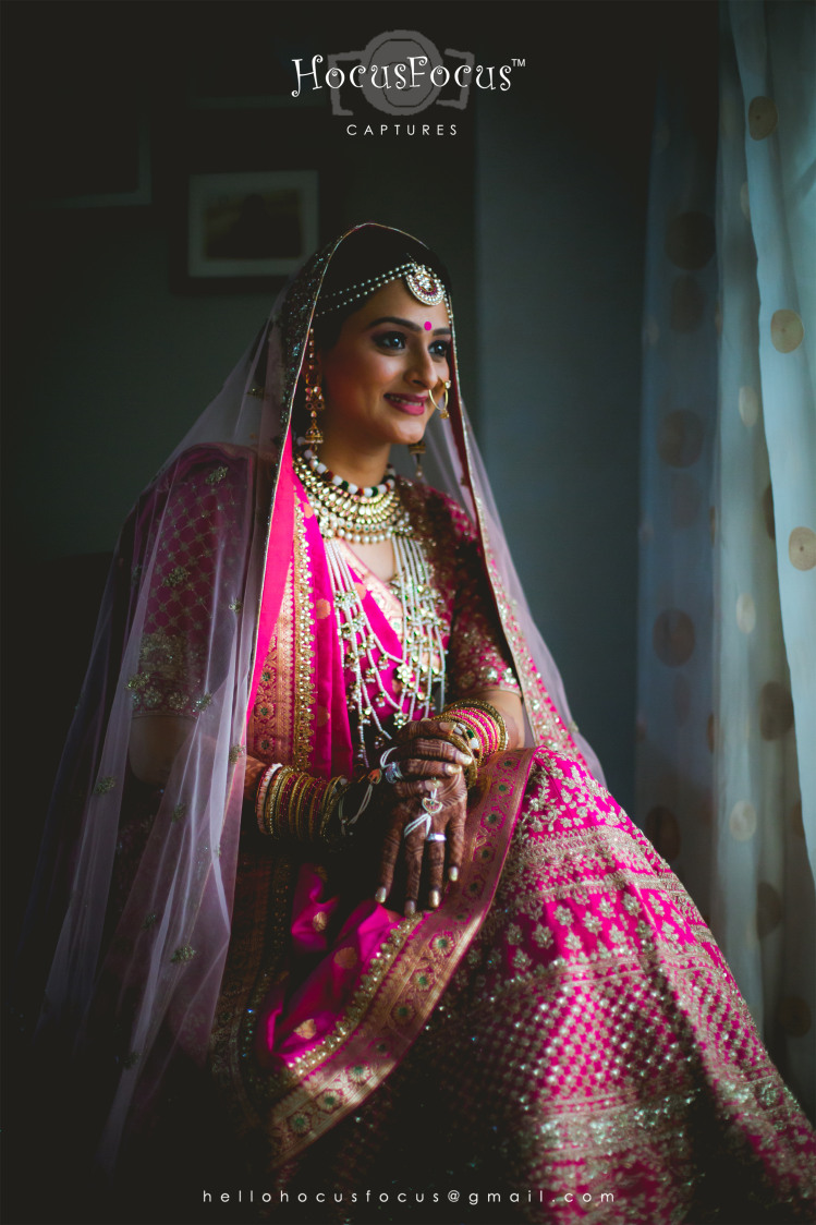 Royal Bride by HOCUS FOCUS PHOTOGRAPHY  Wedding-photography | Weddings Photos & Ideas