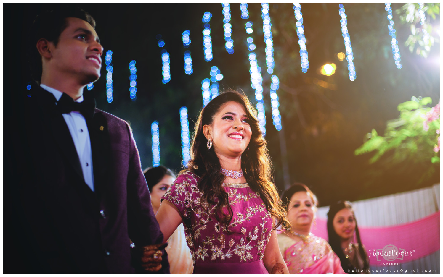 Attractive Couple by HOCUS FOCUS PHOTOGRAPHY  Wedding-photography | Weddings Photos & Ideas