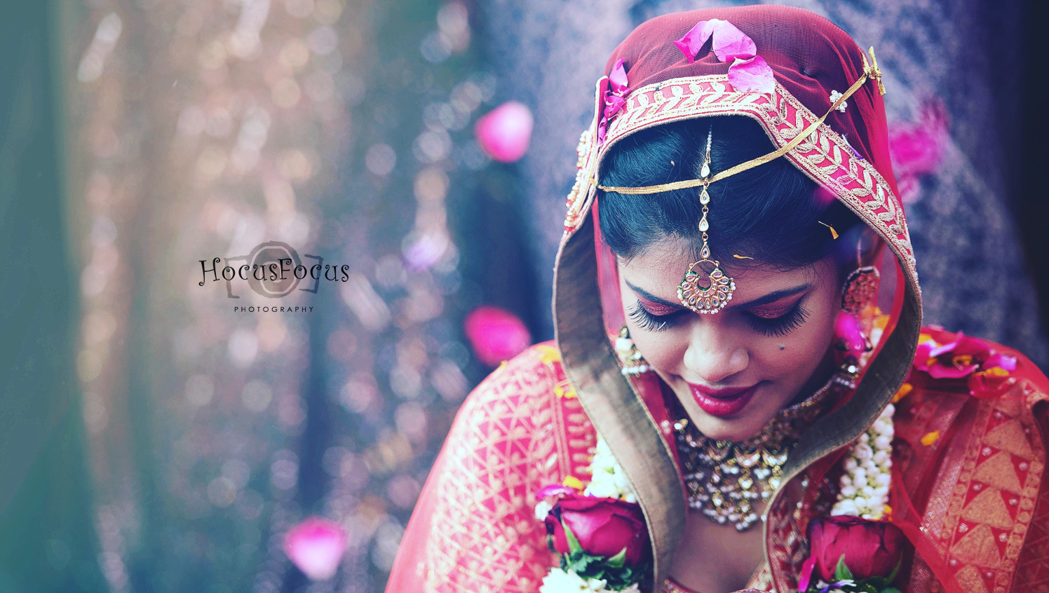 Shy Bride by HOCUS FOCUS PHOTOGRAPHY  Wedding-photography | Weddings Photos & Ideas