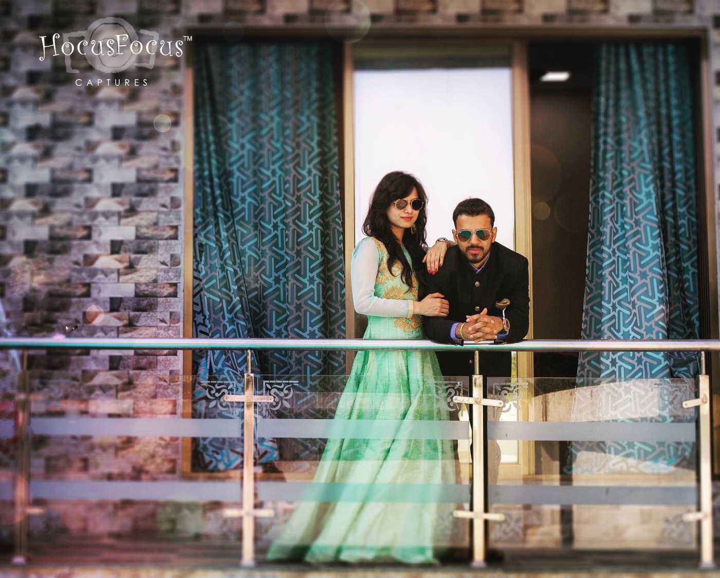 Royal couple by HOCUS FOCUS PHOTOGRAPHY  Wedding-photography | Weddings Photos & Ideas