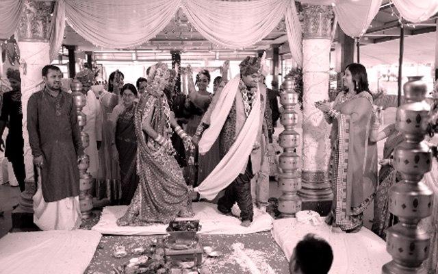 Auspicious pheras of togetherness by Neerja N. Photography Wedding-photography | Weddings Photos & Ideas