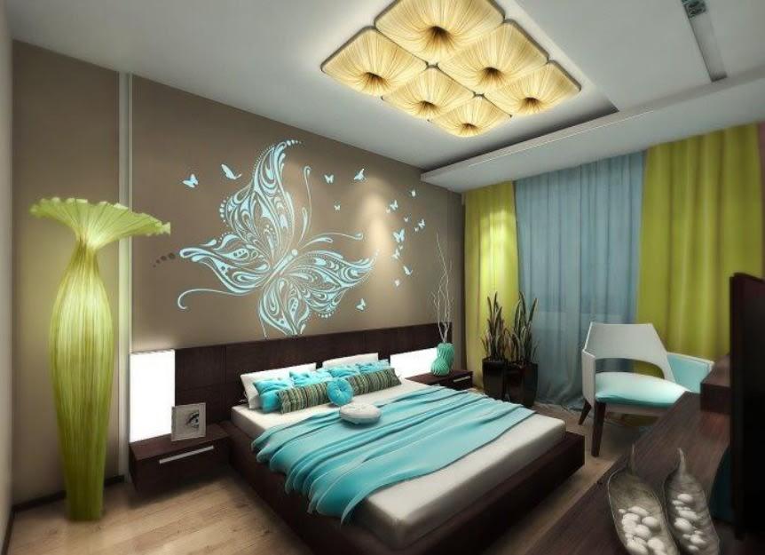 A 3D contemporary master bedroom by Bella Cucina Consultancy Bedroom   Interior Design Photos & Ideas