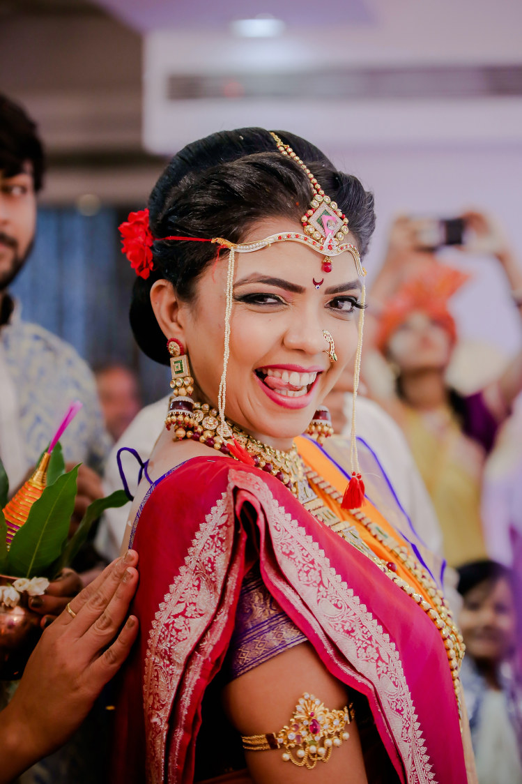 Peppy bride by Krazy Moments Wedding-photography | Weddings Photos & Ideas